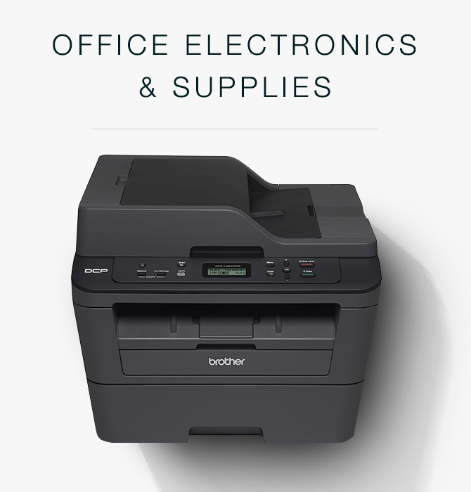 Office Electronics & Supplies