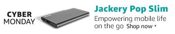 Jackery Pop Slim Portable Charger