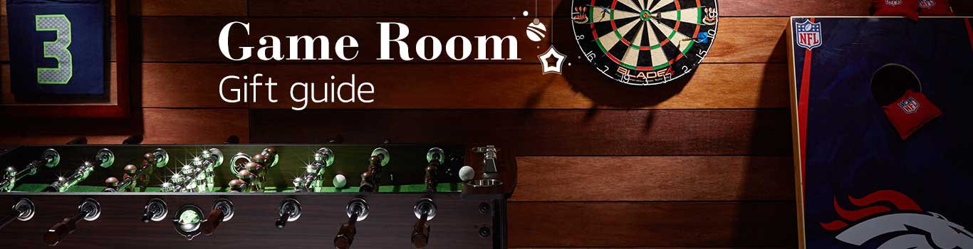 Game Room Gift Guide