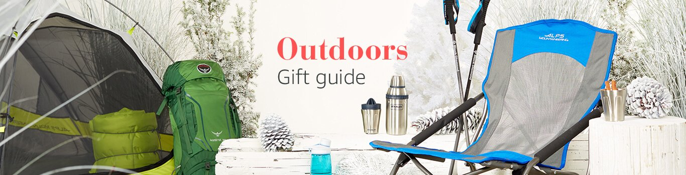 Outdoors Gift Guide