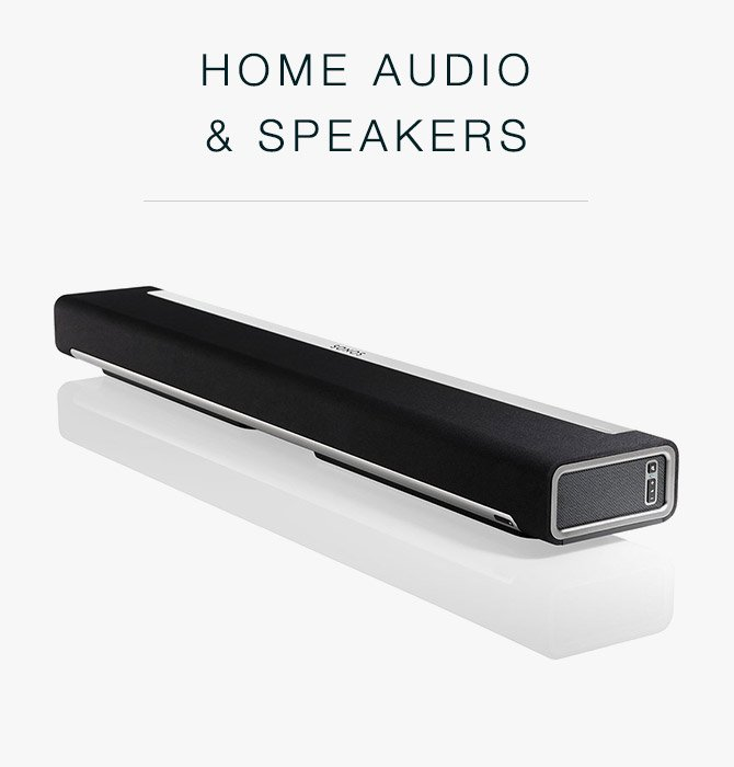 Home Audio and Speakers