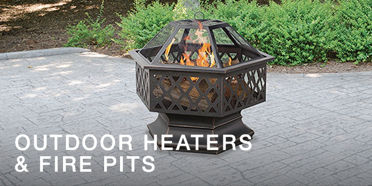 Outdoor Heaters & Fire Pits