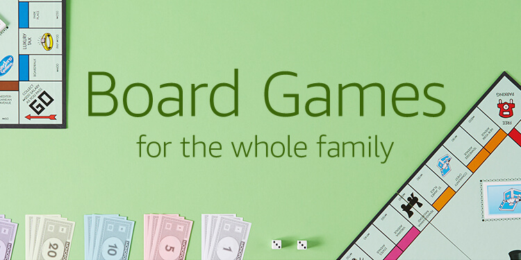 Board games for the whole family