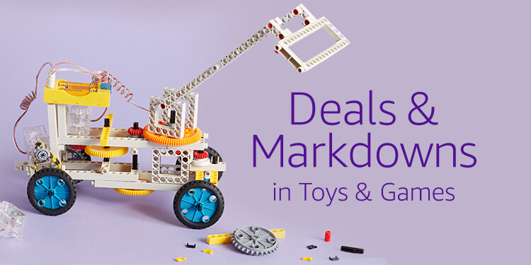 Deal in Toys & Games
