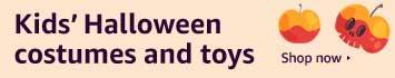 Kids' Halloween Shop