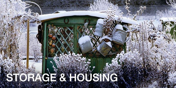 Storage and Housing