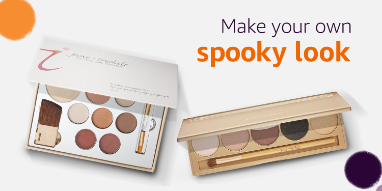 Make your own spooky look