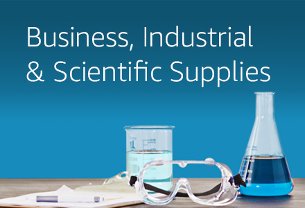 Business, Industrial & Scientific