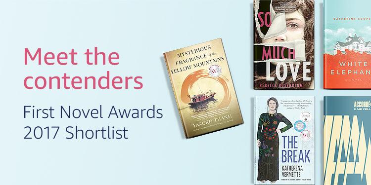 First novel award contendors