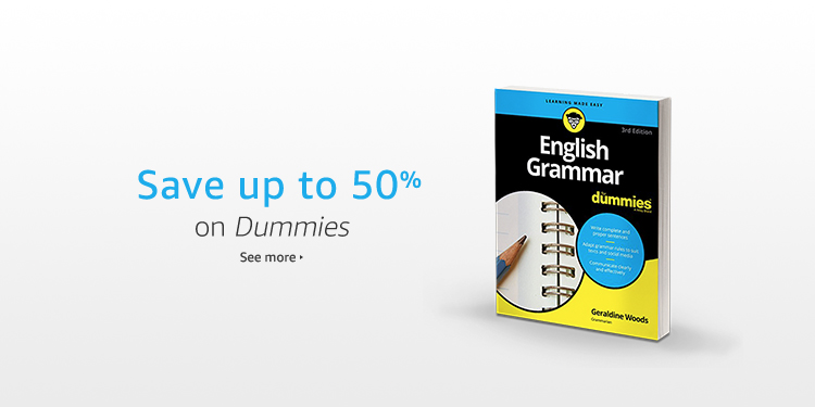 Save up to 50% on Dummies