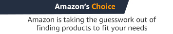 Amazon's Choice - Amazon is taking the guesswork out of finding products to fit your needs