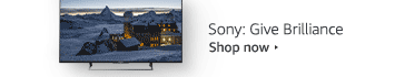 Sony: Give Brilliance