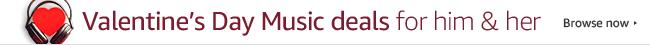 V-Day Deals in Music