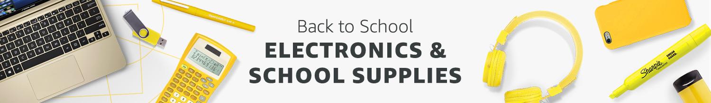 Electronics & School Supplies