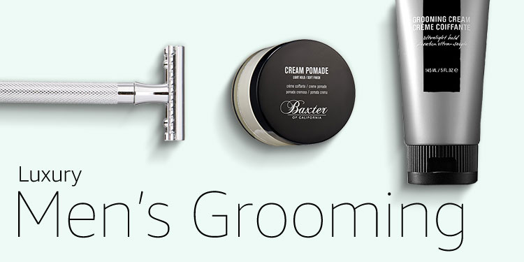 Luxury Men's Grooming