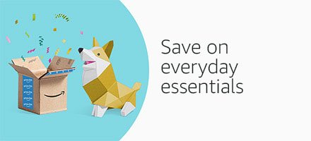 Save on everyday essentials