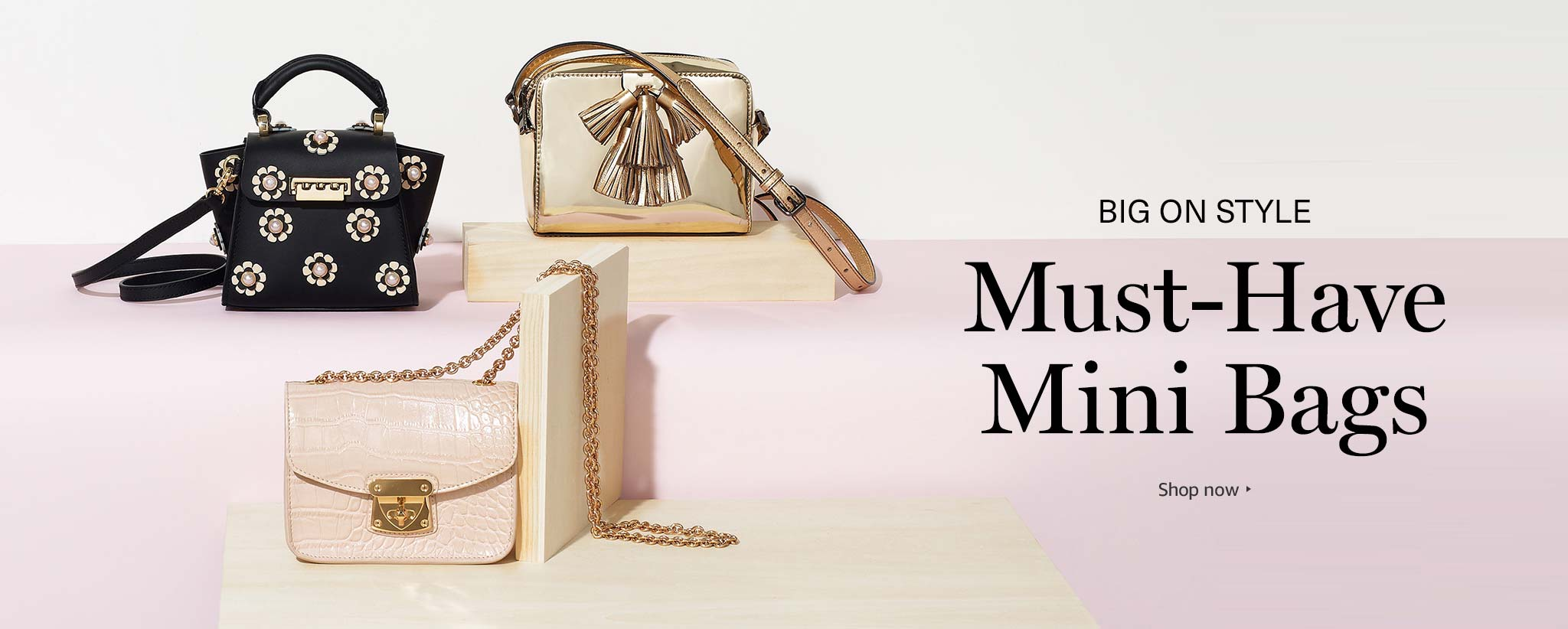 Big on Style: Must-Have Mini Bags