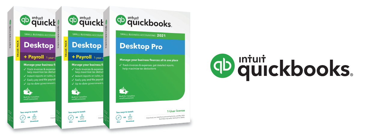 Intuit QuickBooks 2021 Available Now