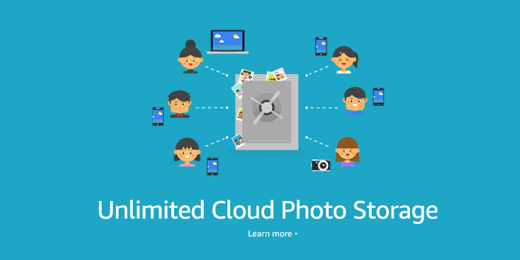 Unlimited Cloud Storage