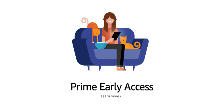 Prime Early Access