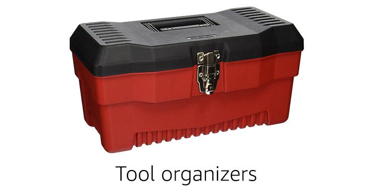Tool organizers