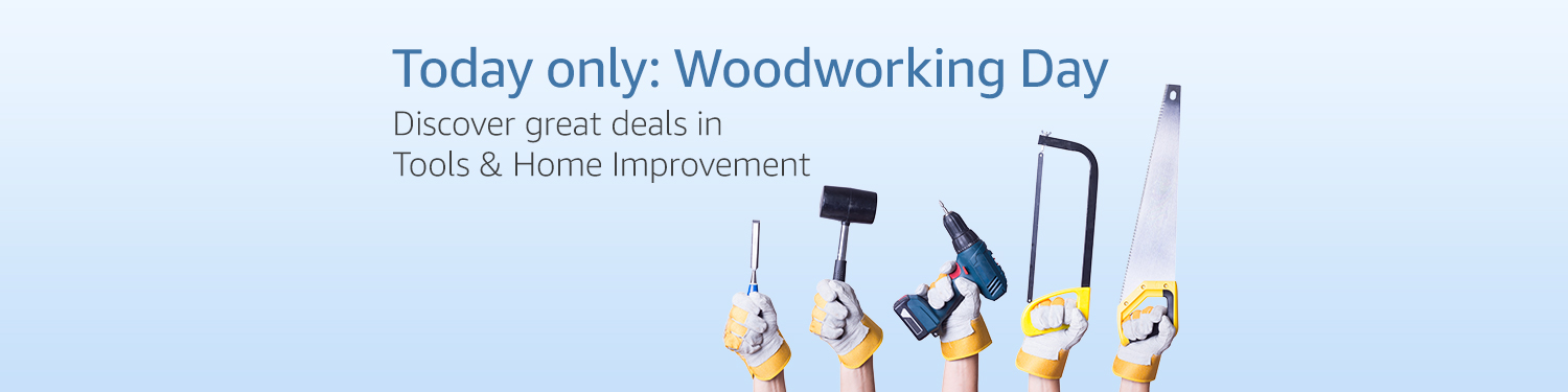 Woodworking Day deals