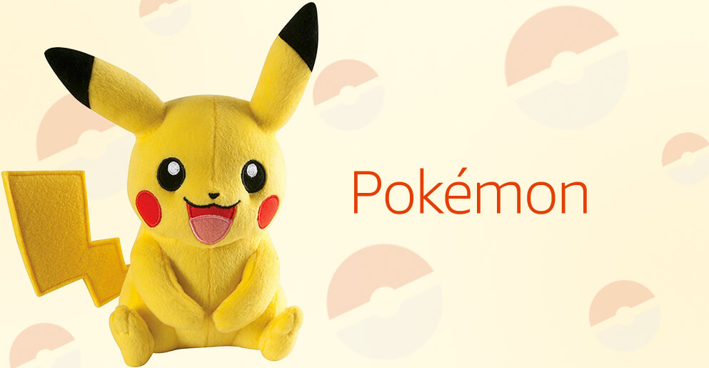 Pokemon toys and games