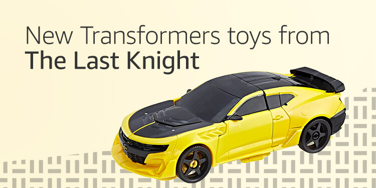 New Transformer toys