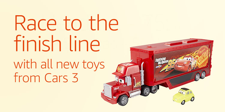 Toys from Cars 3