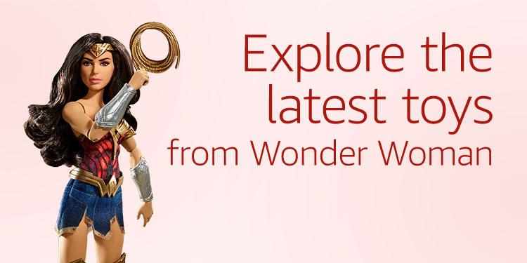 Wonder Woman toys