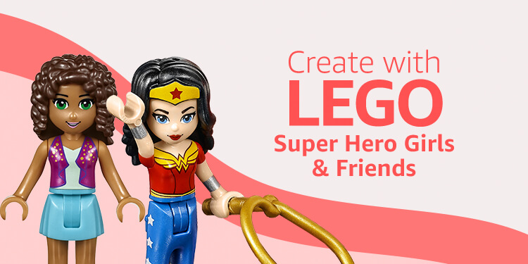 LEGO Super Hero Girls & Friends