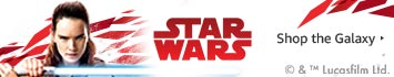 New Star Wars toys and games