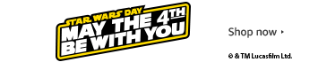 Star Wars: May the Fourth Be With You