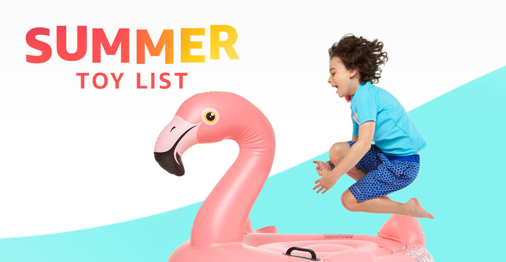 Summer Toy List
