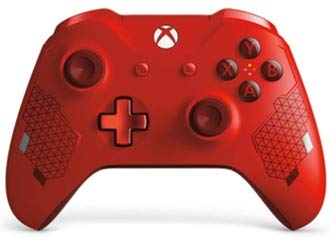 Sport Red Xbox Controller