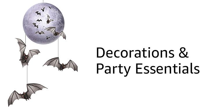 Decorations & Party Essentials