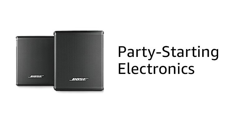 Party-Starting Electronics