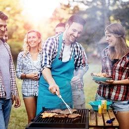 Backyard Summer Cookout