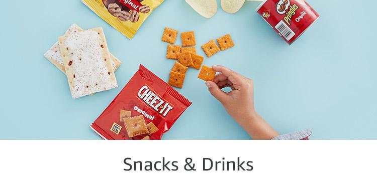 Snacks & Drinks