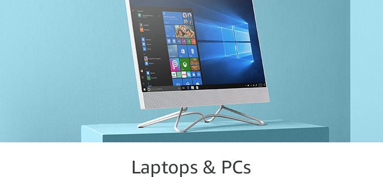 Laptops & PCs
