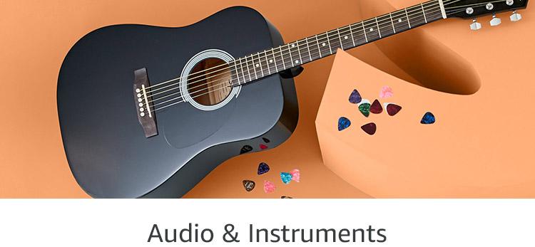 Headphones & Musical Instruments