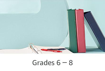 Grades 6 - 8