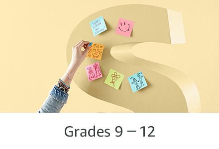 Grades 9 - 12