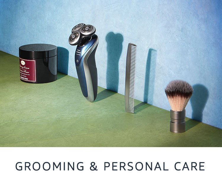 Grooming & Personal Care