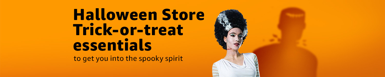 Halloween Store: Trick-or-treat essentials to get you into the spooky spirit