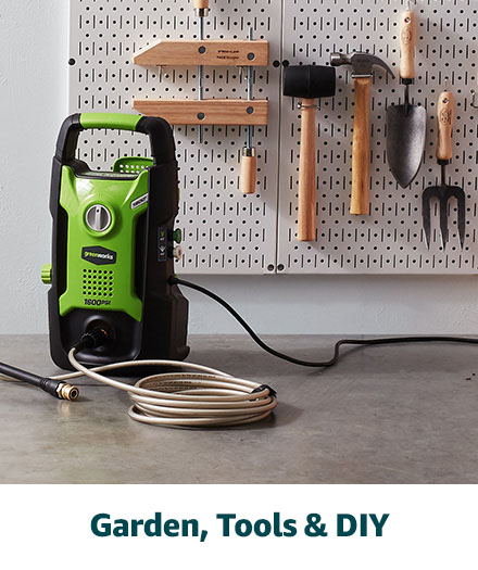 Garden, Tools & DIY