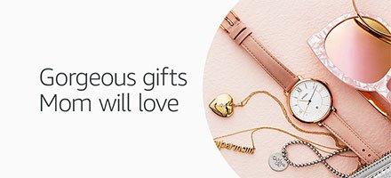 Gorgeous gifts Mom will love