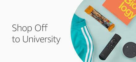Shop Off to University