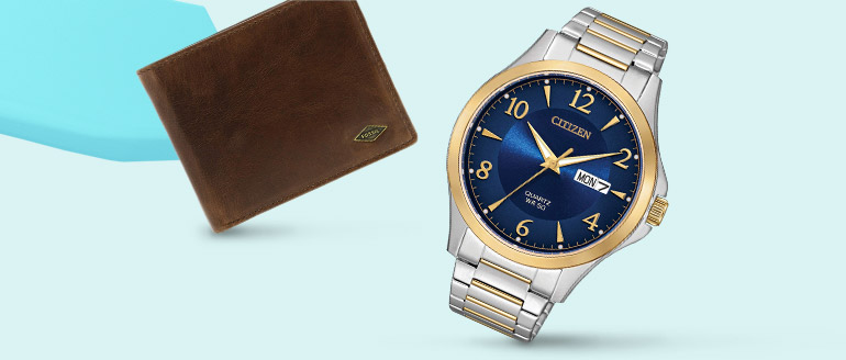 Watches, Jewelry & Accessories