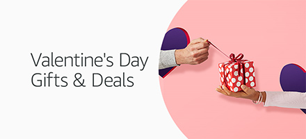 Valentine's Day gifts & deals